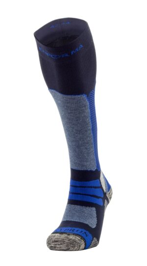 KYPROS MOUNTAINEERING SOCKS BACTERIAL FREE – GREY