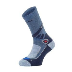HIKING SOCKS ALL SEASON – COOLMAX – BLUE
