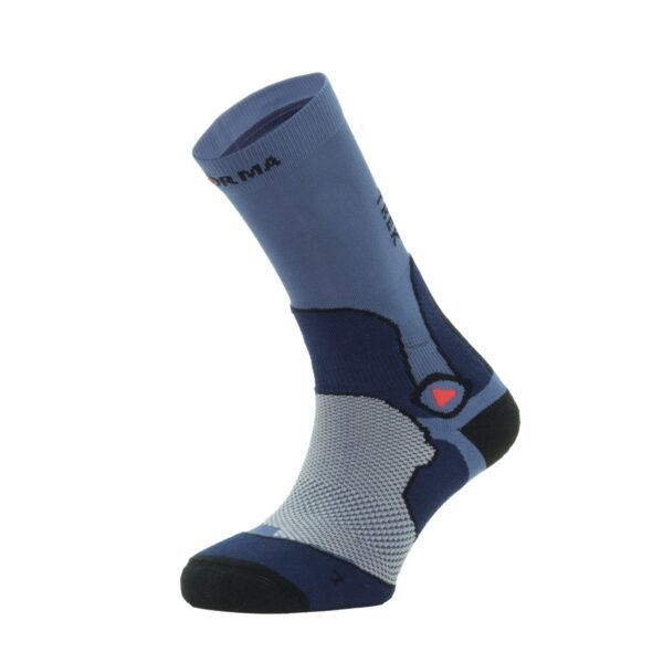 TREKKING SOCKS CROSS DRYFIT – ANTI BACTERIAL – BLUE