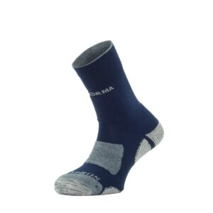 KYPROS – HITREKK COOLMAX SOCKS – ANTI-BACTERIAL – BLUE/GREY