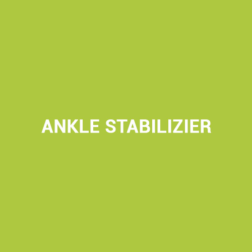 Enforma Tape Project Ankle Stabilizier
